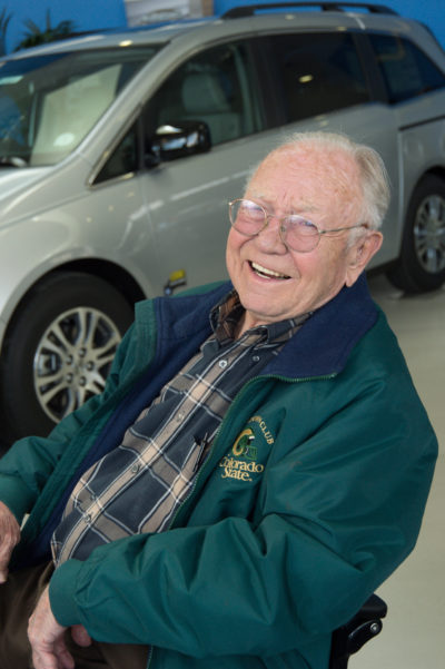 Gene markley iconic business man and csu supporter for Markley motors fort collins