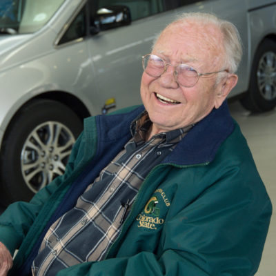 Gene markley iconic business man and csu supporter source for Markley motors fort collins