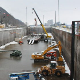Upgrading our infrastructure: Targeting repairs for locks, dams and bridges