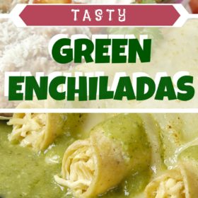 Recipe: tasty green chicken enchiladas