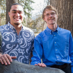Two undergraduates in the running for Truman Scholarship