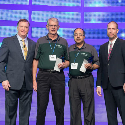 Construction Management faculty named MCAA Educators of the Year