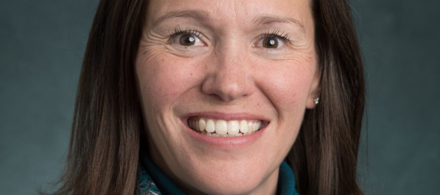 Provost's Council for Engagement spotlight: Christine Fruhauf