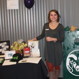 Occupational Therapy Silent Auction: A bidding success