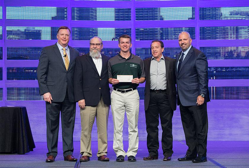 Scholarship Robert Ryan Schneider