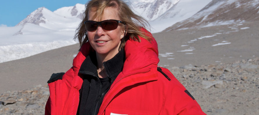 SoGES Director Diana Wall receives top honor from Ecological Society of America