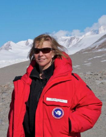 Diana Wall Antarctica