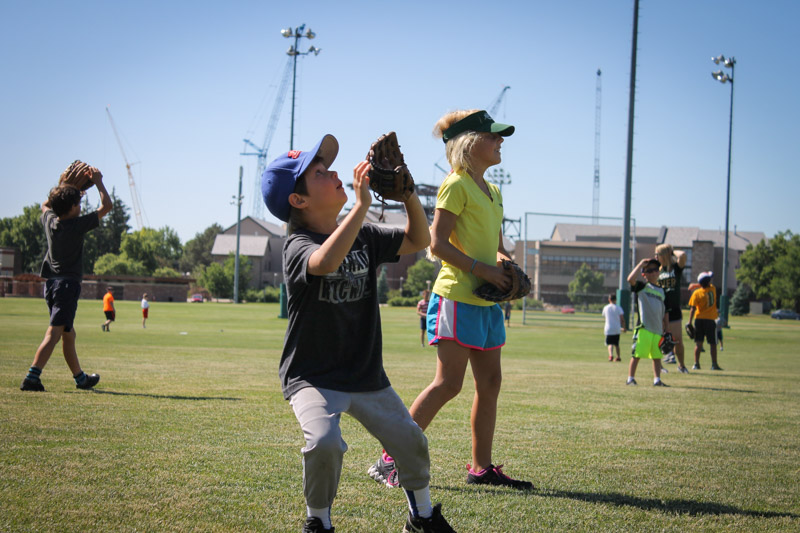 Registration Now Open For Csu S Youth Sport Camps