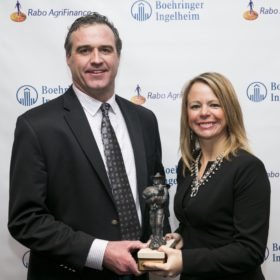 Ag alumni earn Beef Quality Assurance Awards