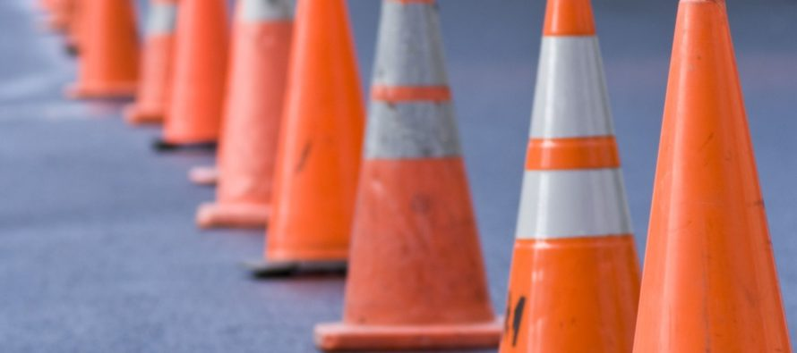Pitkin Street closes on campus in two phases for repaving