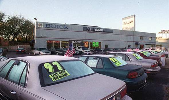 Used Car Lot >> Why Wall Street Is Like A Used Car Lot Source Colorado State