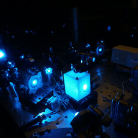 To super-cool hydrogen atoms, CSU physicist turns to lasers