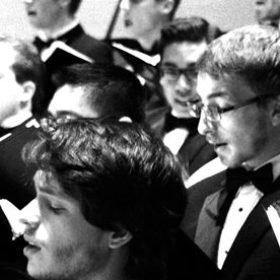 Men's Chorus and University Choir to hold semi-annual concert April 7