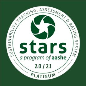 Repeat performance: CSU earns second STARS Platinum