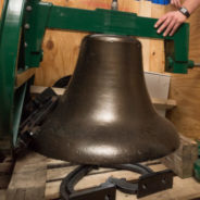 The Old Main Bell: Historic treasure returns to campus