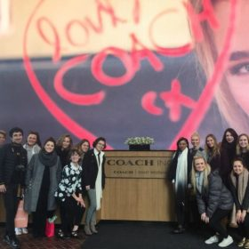 CSU students get an inside look at the New York fashion industry