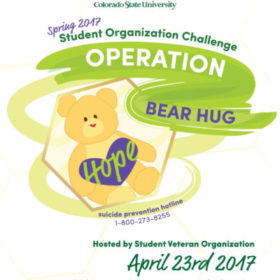 Need a bear hug? Unique 5K race promotes suicide awareness