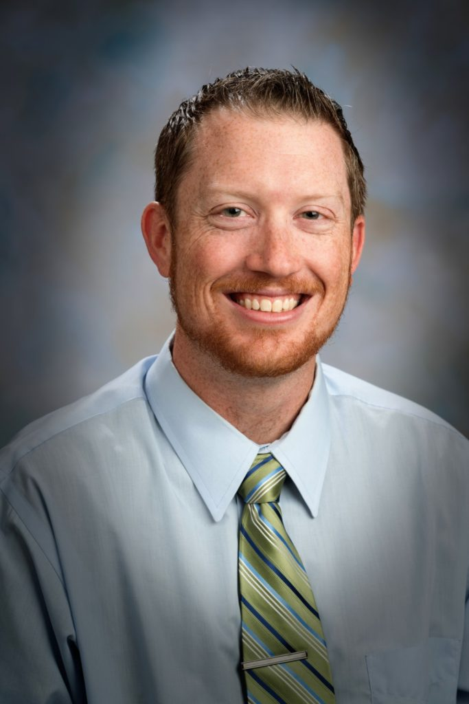 Brett Fling, Assistant Professor of Health and Exercise Science, College of Health and Human Sciences, Colorado State University, August 22, 2016