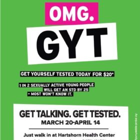 Get Yourself Tested with discounted STD tests at Hartshorn Health Center