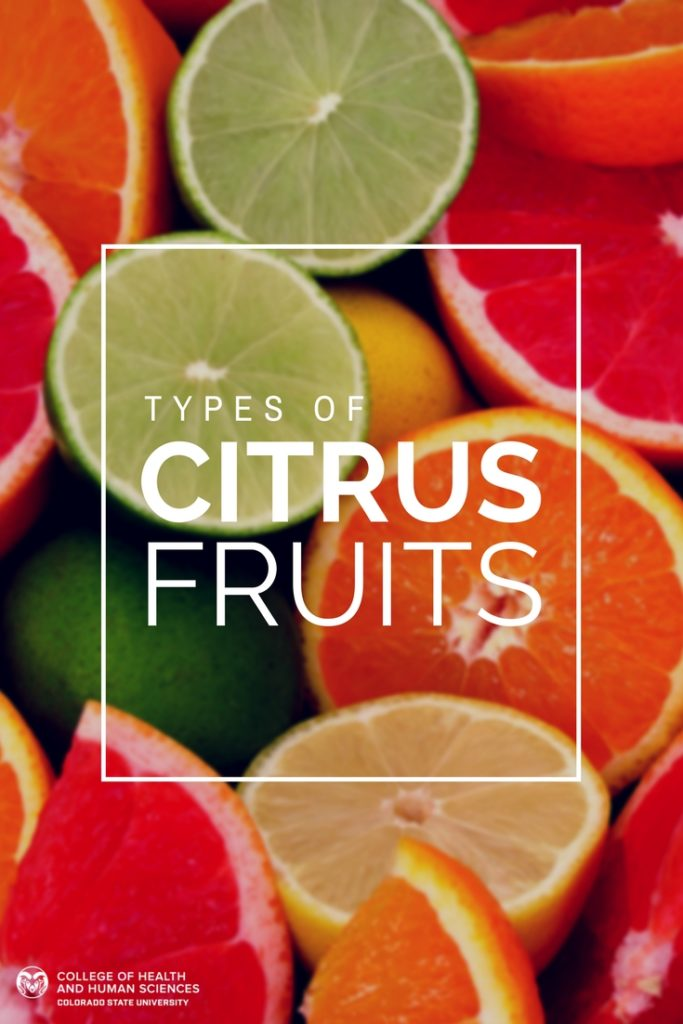 Citrus is not only tasty, it's also good for you. Check out some of the types of citrus fruits.