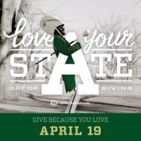 Day of Giving: 24 hours of Loving Your State