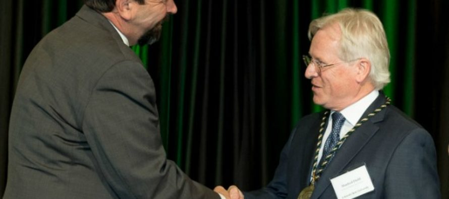 Manfred Diehl named CSU University Distinguished Professor