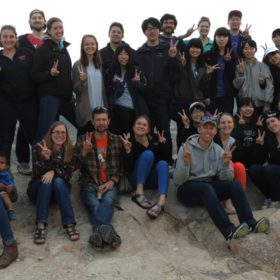 Learning across cultures: OT hosts students from Yamagata, Japan