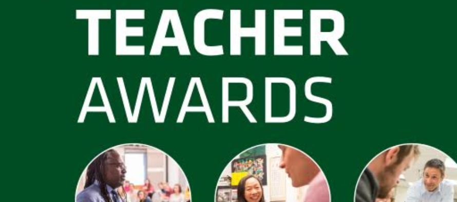 2017 Best Teacher Awards