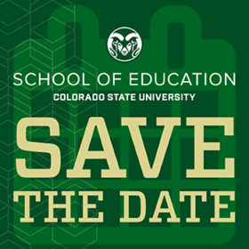 Save the date: Student Affairs in Higher Education program's 50th reunion