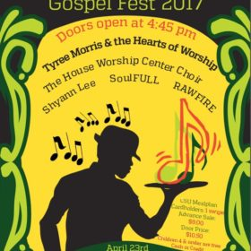 Annual Soul Food Gospel Festival set for April 23