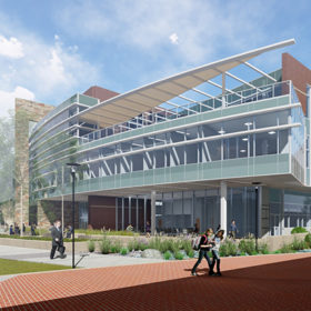 Construction starts on CSU research institute named for pioneer in orthopaedic medicine