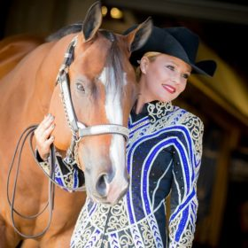 Equine sciences alumna shines in industry