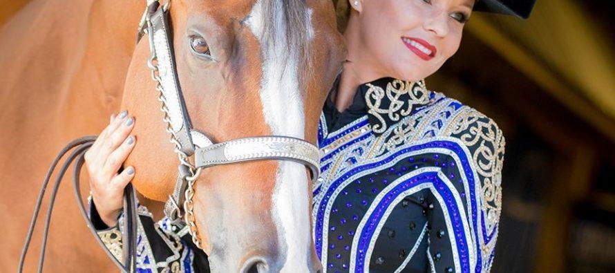 Equine sciences alumna shines in industry