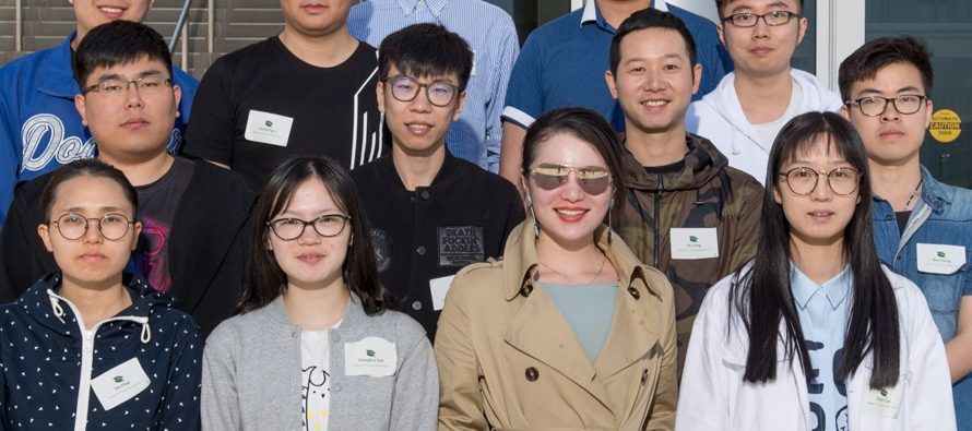 CSU Online welcomes first cohort from China