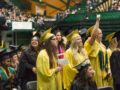 2017 Spring Commencement set for May 12-14
