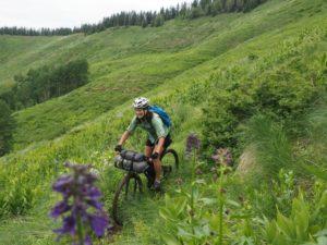 Diana Purtz Mountain Biking