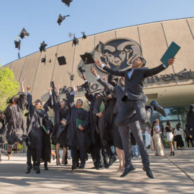 Spring Commencement a worldwide phenomenon
