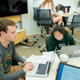 Commencement Week: A high-touch approach in a high-tech world