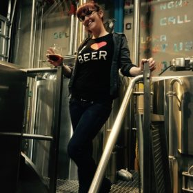 Fermentation science grad brews up a second career