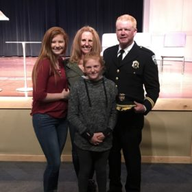 Sociology degree helps alum succeed as Fort Collins deputy police chief
