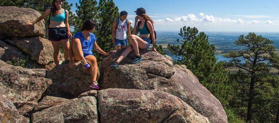Check Out Colorado State Parks passes at Morgan Library
