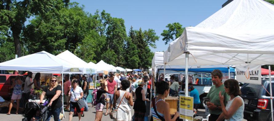 Larimer County Farmer's Market opens May 20
