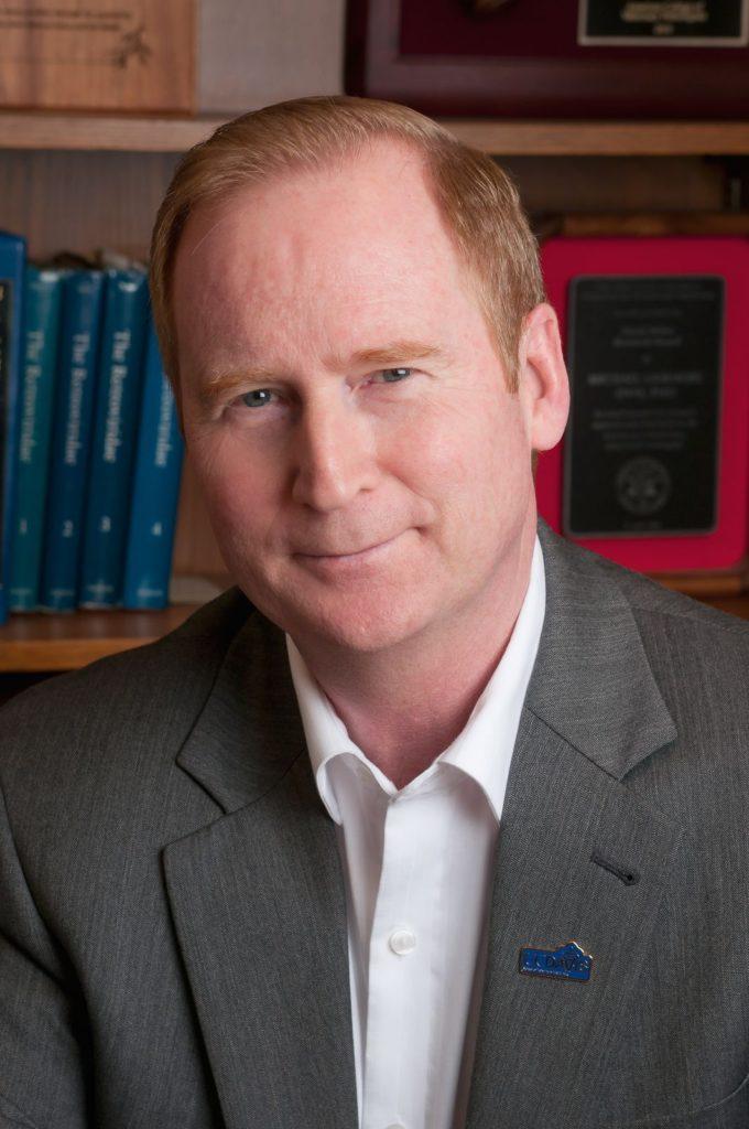 Headshot of Michael Lairmore