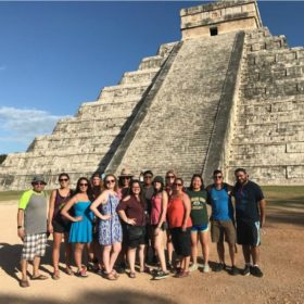 School of Education students get global perspective during trip to Mexico