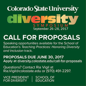 Research proposal for diversity
