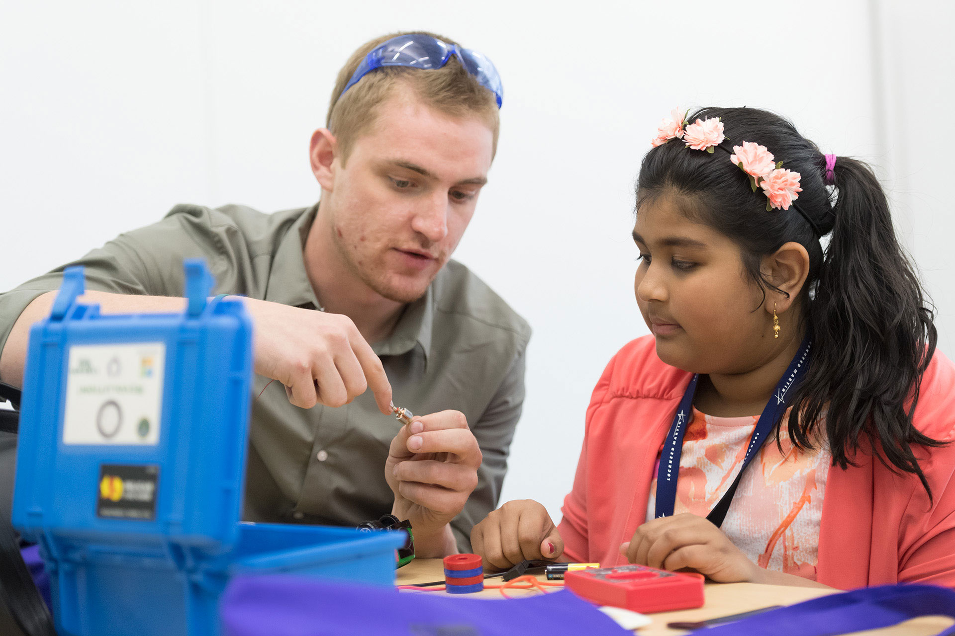 introduce a girl to engineering day