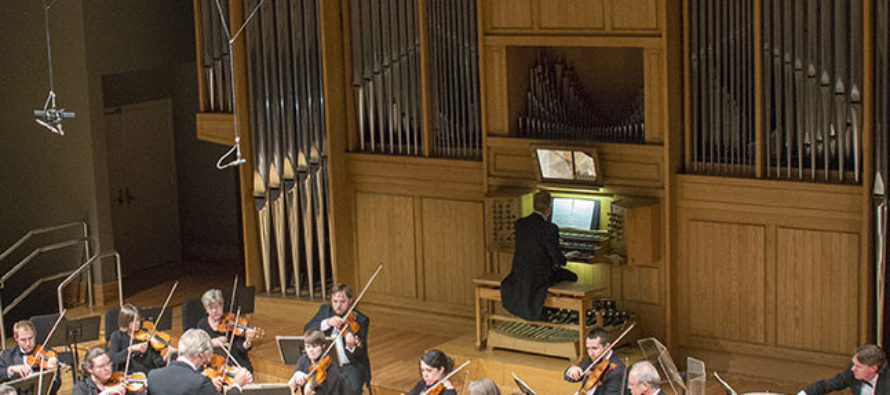 Fifth annual Organ Week returns to CSU June 5-8