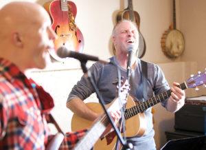 Steve Manshel band