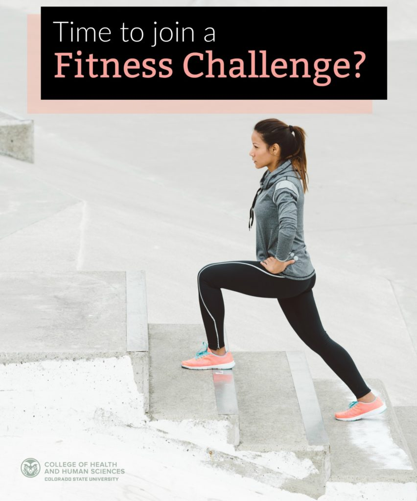 Weight loss, exercising more, training for a 5k. These are all goals that can be accomplished by joining a fitness challenge.