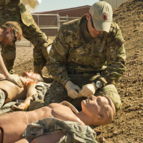 CSU trains Green Beret medics in veterinary and human medicine